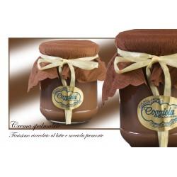 Crema spalmabile cioccolato al latte