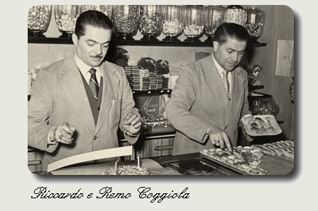 Riccardo e Remo Coggiola
