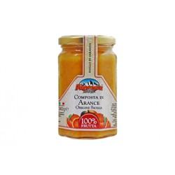 Composta di arance di Sicilia gr.340
