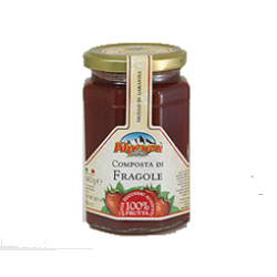 Composta di fragole gr.340