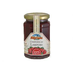 Composta di lamponi gr.340