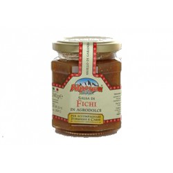 Salsa di fichi in agrodolce gr. 240