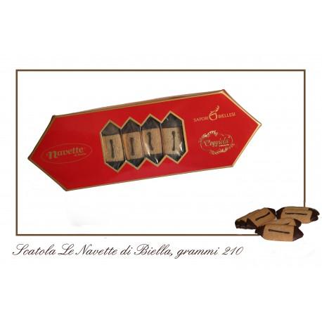 Le Navette di Biella 210 gr.
