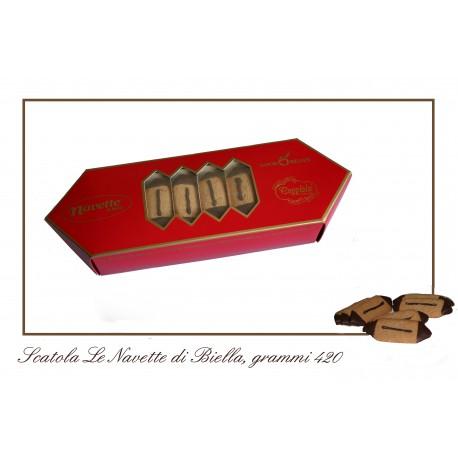 Le Navette di Biella 420 gr.