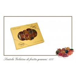 Gelatine di frutta scatola 400 gr.